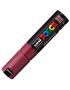 Caneta Posca Uni Ball Extra Board PC-8K Vinho