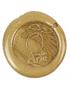 Lacre de Cera Medieval Ouro Clássico