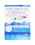 Bloco de Papel Para Aquarela Cardinal A5 300g Clairefontaine