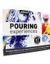 Kit Completo Pouring Experiences Pébéo 47 Peças