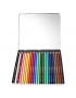 Lápis Aquarelável Aquacolor Stabilo 24 Cores