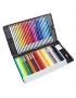 Lápis Pastel Aquarelável Carbothello Stabilo 48 Cores