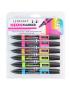 Caneta Fluorescente Neon Marker 06 Cores