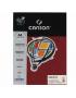 Papel Canson Vivaldi A4 120g/m² 15 Folhas Granate