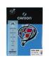 Papel Canson Vivaldi A4 180g/m² 10 Folhas Azul Mar