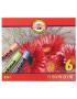 Pastel Seco Koh-I-Noor  06 Cores 8511