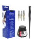 Kit Para Caligrafia Speedball 3059 - Cabo, Penas e Tinta
