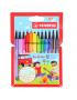 Caneta Stabilo Pen 68  Mini 12 Cores 668/12