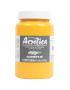 Tinta Acrílica Corfix 500ml  51 Amarelo Escuro
