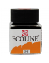 Ecoline Talens 30ml 245 Saffron Yellow
