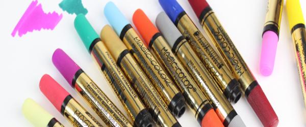 Marcadores Magic-Color Série Ouro