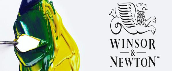 CORES E PIGMENTOS WINSOR & NEWTON