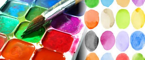 Tintas para Pintar Aquarela