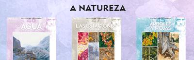 Coleção Leonardo - A Natureza