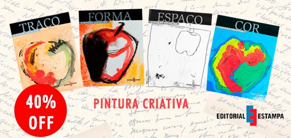 Livros Pintura Criativa