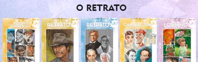 Coleção Leonardo - O Retrato