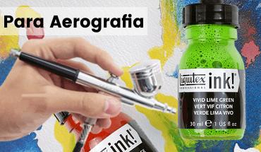 Tinta Líquida para Aerografia