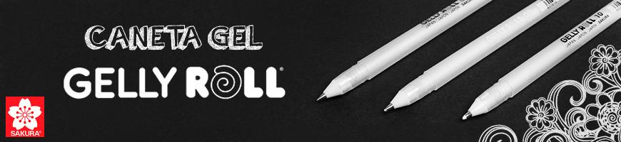 caneta gel gelly roll