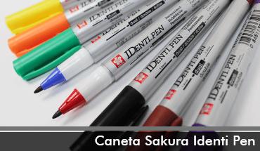 Caneta Sakura Identi Pen