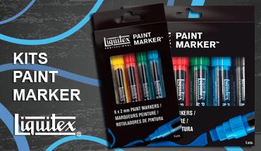 Kits de Marcadores Paintmarker Liquitex