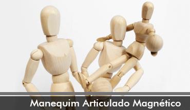 Maquim Articulado Magnético