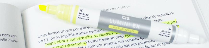 Marca Texto CIS Lumini EX
