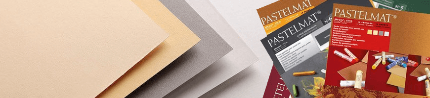 Papel para Pastel Pastelmat Clairefontaine