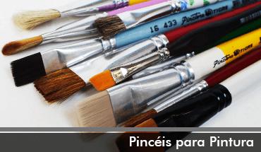 Pinceis para Pintura