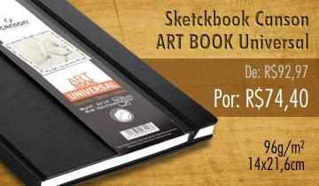 Sketchbook Canson Art Book Universal