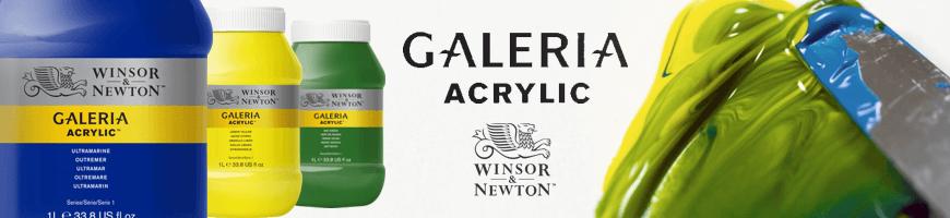 Tinta Acrílica Galeria Winsor & Newton