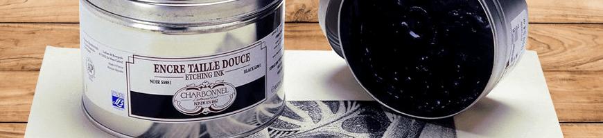 Tinta para Gravura Charbonnel