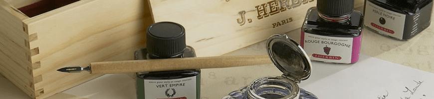 Tinta Caneta Tinteiro Herbin