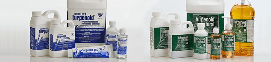 Turpenoid Diluente