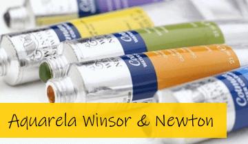 Aquarela Winsor & Newton