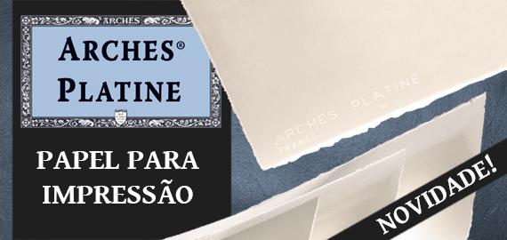 Arches Platine Para Impressão