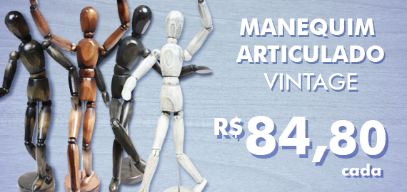 Manequins Vintage SINOART