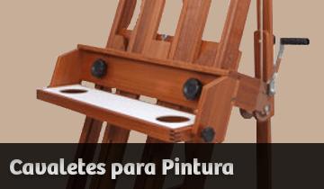 Cavalete para Pintura