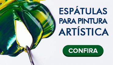 Espatulas para Pintura Artistica