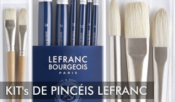Pincéis Lefranc