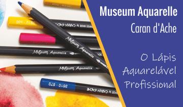 Lápis Aquarelável Caran d'Ache Museum
