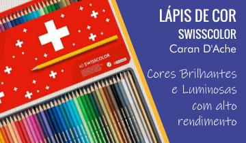 Lápis de Cor Swisscolor Caran D'Ache