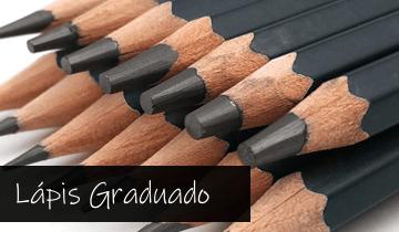 Lápis Graduado para Desenho