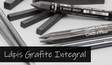 Lápis Grafite Integral