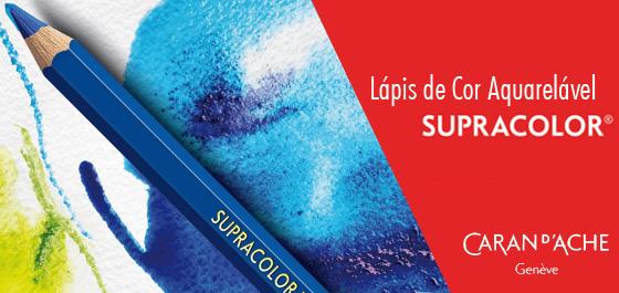 Lápis Aquarelável Supracolor