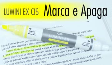 Marca Texto Lumini EX