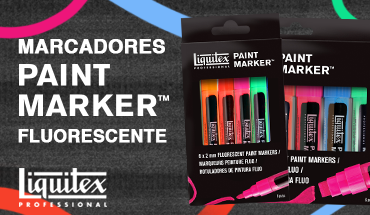Liquitex Paint Marker Fluorescente