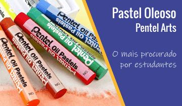 Pastel Oleoso Pentel