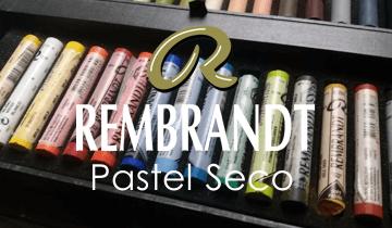 Pastel Seco Rembrandt