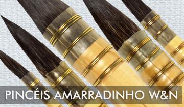 Pincel Amarradinho Winsor & Newton
