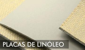 Placa de Linóleo
